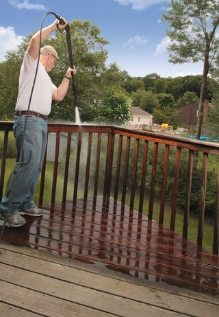 The most important step to ensure beautiful and long-lasting protection is proper surface preparation. About 95% of finish failures are due ...
