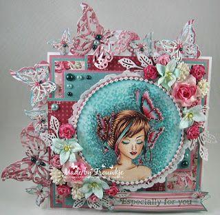 My passion for colors: Especially for you De digi is van Sweet Escape Digi's -Butterflies-