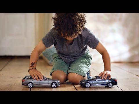 Mercedes-Benz TV: The uncrashable Toy Cars. - YouTube