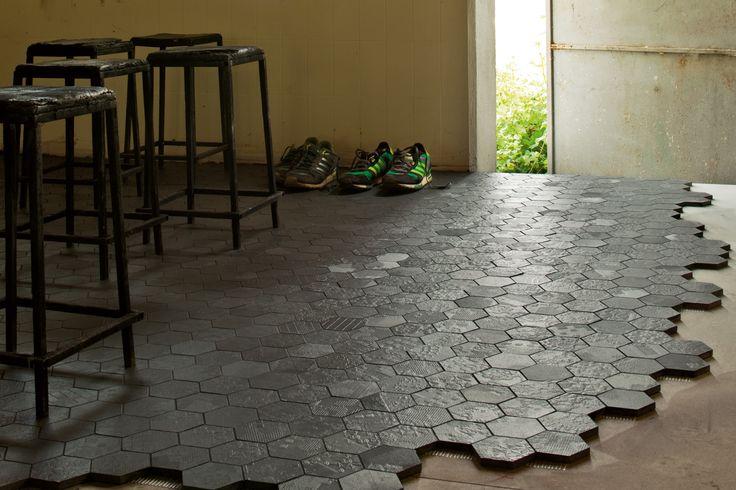 Modern Pattern Tile