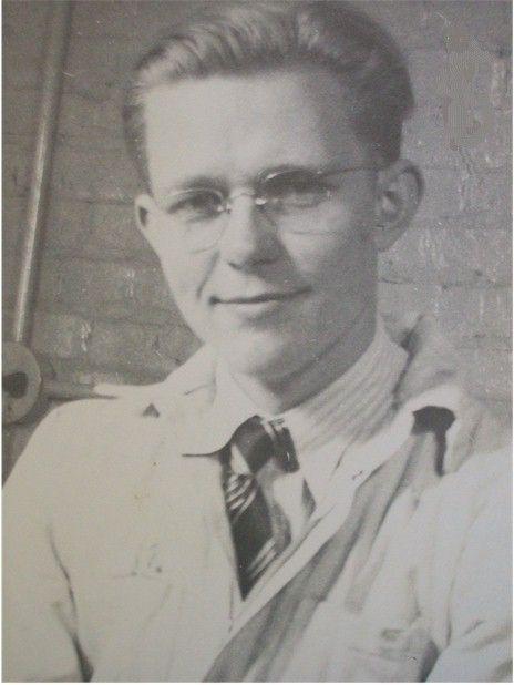 Nicholas Joseph Zubko as a young man
