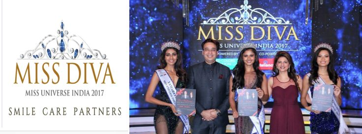 Dr. Sween Kathuria & Dr. Puneet Kathuria -  SMILE CARE EXPERTS Yamaha Fascino Miss Diva Miss Universe India - 2017 #Drkathuria #MissDiva #MissDiva2017 #MissUniverse2017 #SmileCareExperts