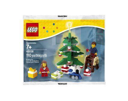 Lego Weihnachtsbaum 40058
