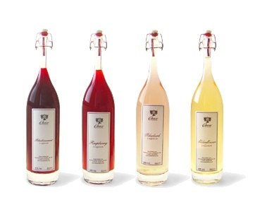 Chase Vodka Collection - Chase Vodka Fruit Liqueurs 4 x 50cl
