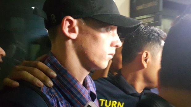 #Jamie Murphy released after Bali police chief confirms drugs test negative - Brisbane Times: Brisbane Times Jamie Murphy released after…