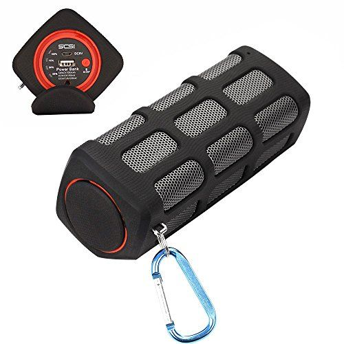 SCS ETC 2-in-1 Sports Bluetooth Speakers, 7000mAh Power Bank, SCS ETC Wireless Surround Sound Stereo Speaker No description http://www.comparestoreprices.co.uk/january-2017-2/scs-etc-2-in-1-sports-bluetooth-speakers-7000mah-power-bank-scs-etc-wireless-surround-sound-stereo-speaker.asp