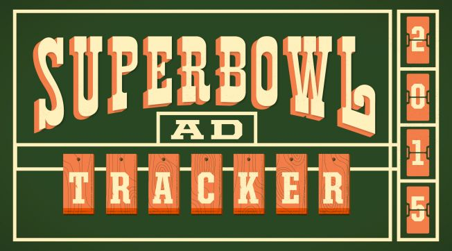Super Bowl Ad Tracker: Everything You Need to Know About 2015's Big Game An up-to-date roster of the brands, spots and celebs to watch for  http://www.adweek.com/news/advertising-branding/super-bowl-ad-tracker-everything-you-need-know-about-2015s-big-game-161884