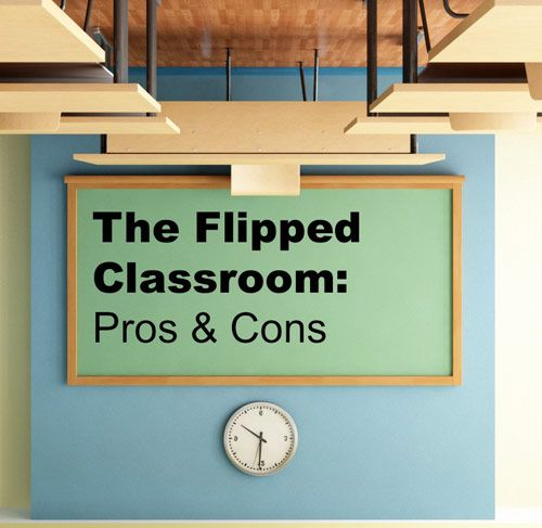 What are the pros and cons of the flipped classroom? #weareteachers