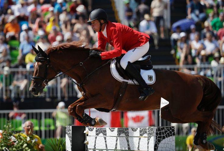 Olympia 2016: Springreiter Ludger Beerbaum denkt an Abschied - SPIEGEL ONLINE
