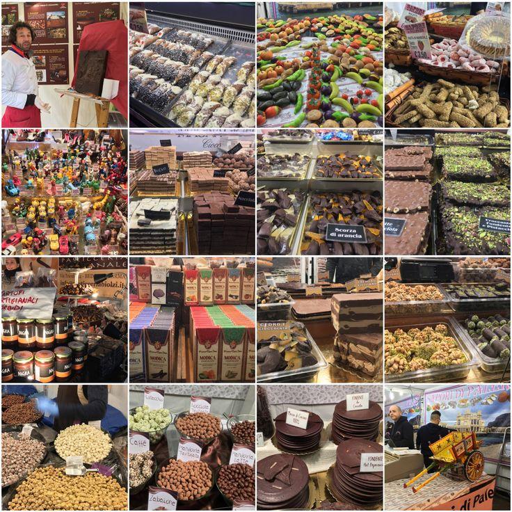 Se vi trovate nei paraggi di Sorrento e siete, come me, dei golosoni, approfittatene per visitare gli stand della Festa del Cioccolato, con maestri cioccolatieri giunti da tutta Italia per proporre i loro gustosi e sani prodotti, rigorosamente artigianali