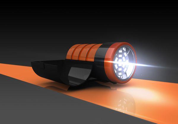 Robust Flash light #multifunctional #flashlight #torch #light
