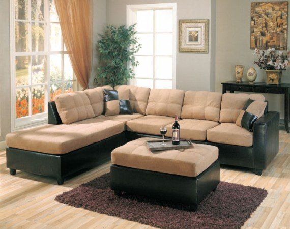 25 Best Ideas About Tan Sectional On Pinterest Rug Placement Contemporary Sofas And