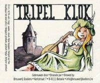 Label van Tripel Klok