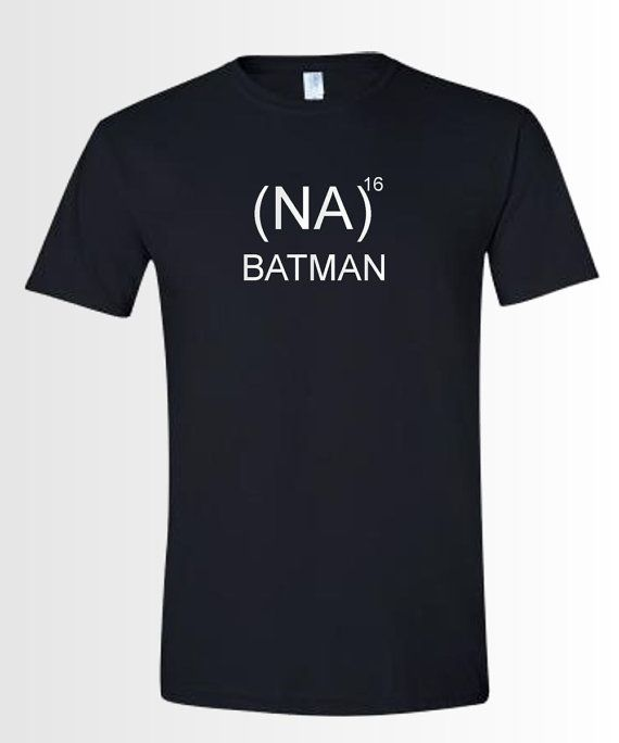 Funny Batman Shirt Na Na Na Batman 10% Donated to Charity Tee Sizes S-3XL 8 Color Choices on Etsy, $14.99