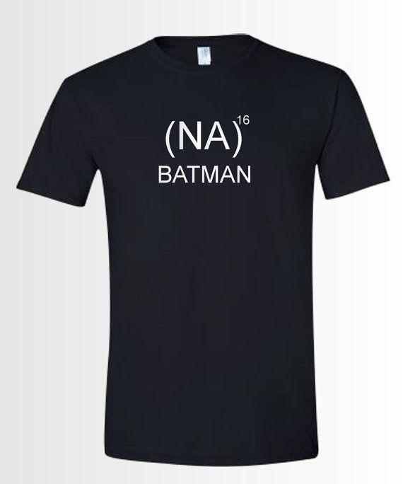 Funny Batman Shirt Na Na Na Batman 10% Donated to Charity Tee Sizes S-3XL 8 Color Choices on Etsy, $14.99