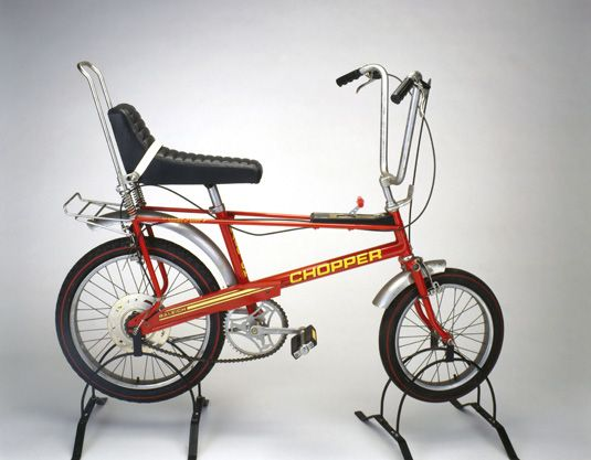 Raleigh Chopper bicycle MK 2, 1978 - - Science Museum