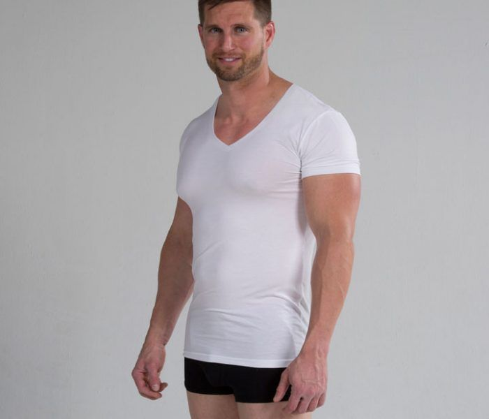 Wearing an undershirt beneath your dress shirt is important for various reasons. Although an undershirt is one of the most looked over garments, it is very important to the closets of most men. To some people, undershirts come off quite simple as well as boring. However, they are important.Visit here for more details : https://www.youtube.com/watch?v=085JUeATbO4