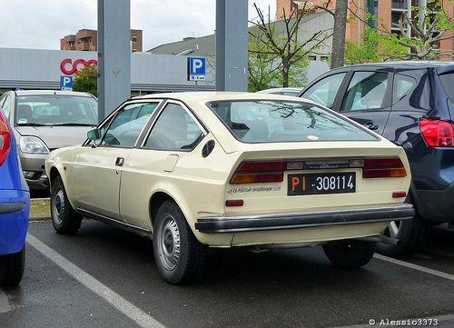 Alfa Romeo Alfasud Sprint Veloce 1.5