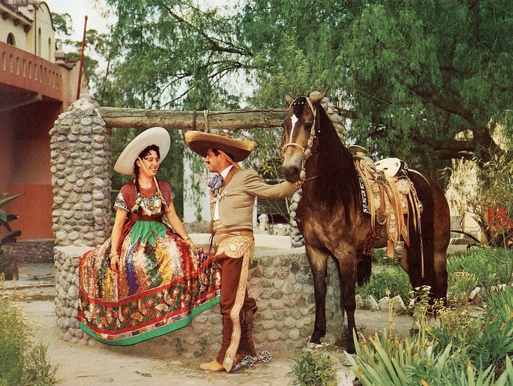 Charros, Mexico, 1965