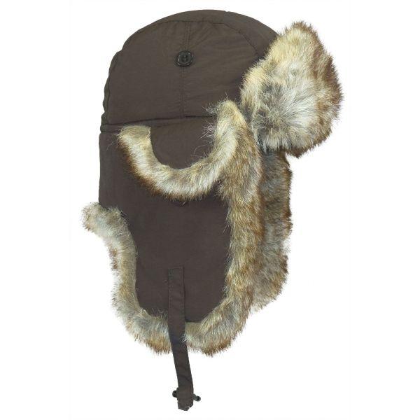 Chapka Enfant Sibire Herman Marron #mode #hiver #chapka #nouveauté #hermanheadwear disponible sur @hatshowroom