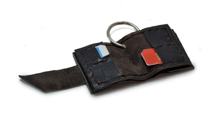Чехол для сим-карт и карт памяти в виде брелока.  Размер: 3,5х4 см.  Цена: 950 руб. Свяжитесь с нами: vk.com/id1237202 Viber, WhatsApp +7 (915) 567-75-84 тел.: +7 (4722) 770-780 http://www.perren.ru/#!accessories/ce37