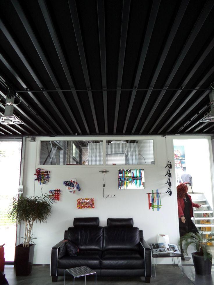25 beste ideen over Zwart plafond op Pinterest  Donkere