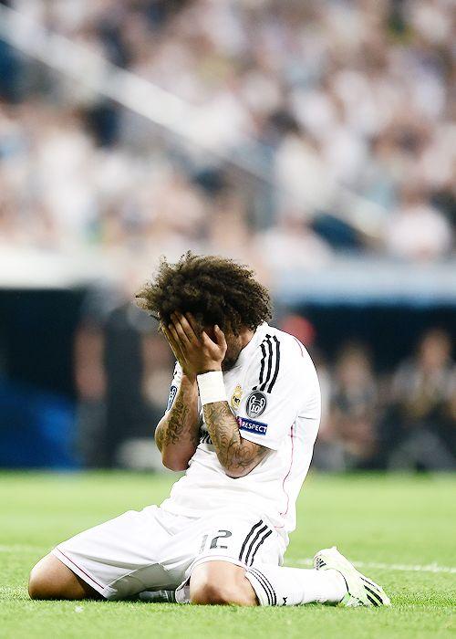 Marcelo após conquista da undécima