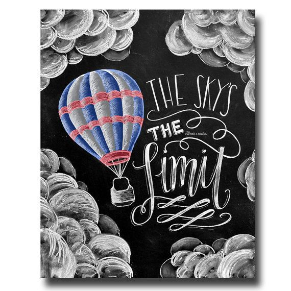 Chalk Art Chalkboard Art Inspirational Quote The by TheWhiteLime