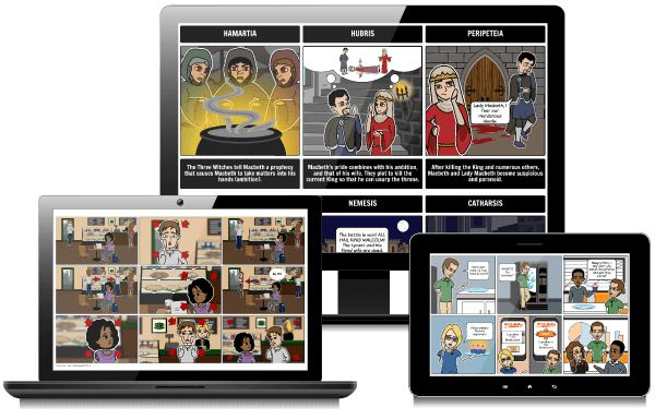 Create storyboards without a storyboard artist! Filmmaker, teachers, students, businesses all love Storyboard That, an easy online storyboard & comic creator