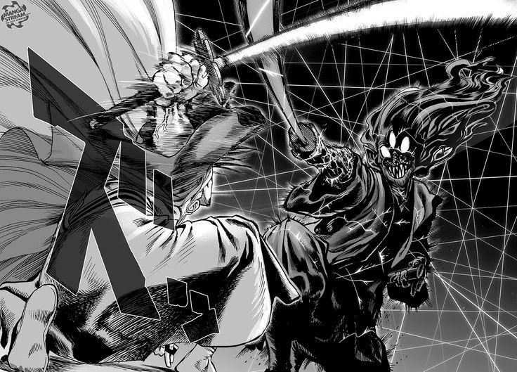 One-Punch Man 069 - Page 25 - Manga Stream