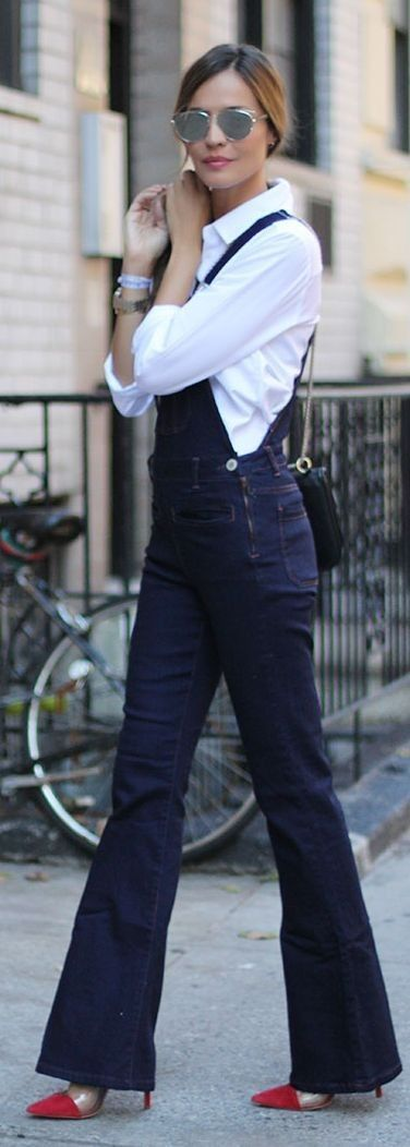 We founded for you 65 stylish pics that shows the multiple great ways to wear denim on spring. Enjoy !