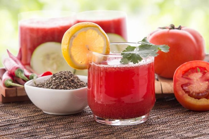 Detox Cleansing Drink Information