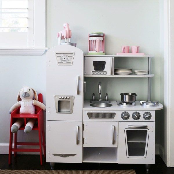 Kidkraft Vintage Kitchen For 74 99 Plus Other Kidkraft Toys Up To Half Off