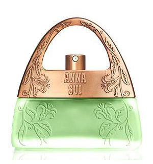 Sui Dreams in Green Anna Sui perfume - 2015 exquisite bottle hopefully contains exquisite fragrance!