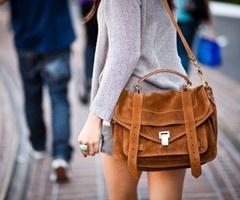 pretty bag for school.