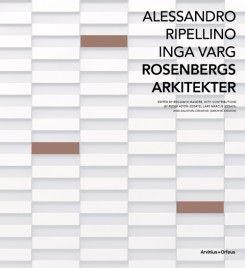Alessandro Ripellino Inga Varg - Rosenbergs Arkitekter