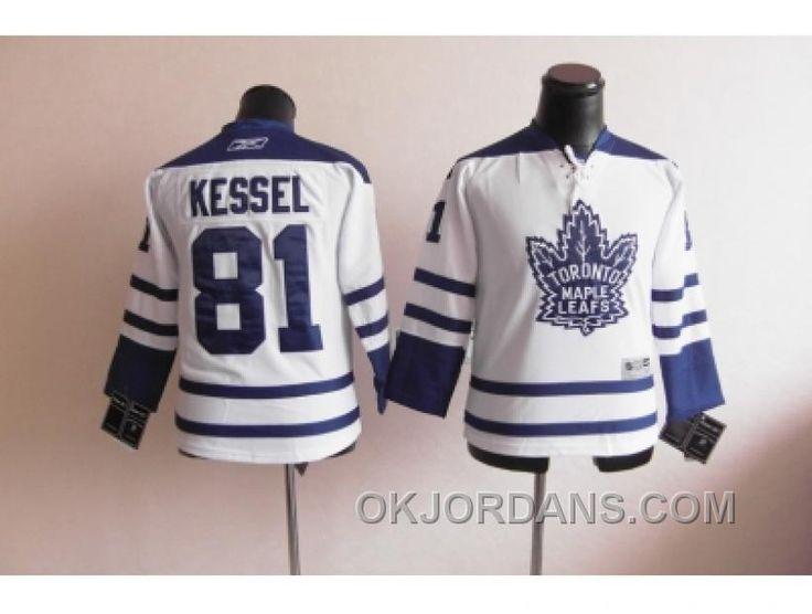 http://www.okjordans.com/youth-nhl-jerseys-toronto-maple-leafs-81-kessel-white-j3d6g.html YOUTH NHL JERSEYS TORONTO MAPLE LEAFS #81 KESSEL WHITE J3D6G Only $35.00 , Free Shipping!