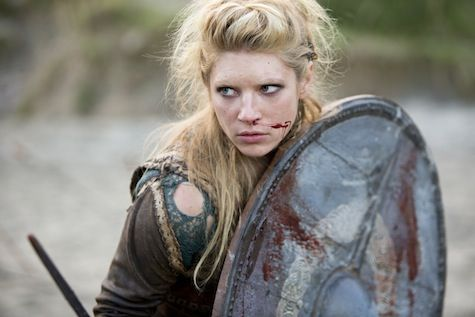 WARRIORS IN HISTORY: Better Identification of Viking Corpses Reveals Half of the Warriors Were Female