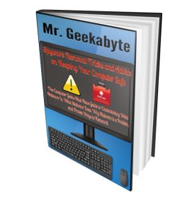 Check out my most recent blog post all about malware and let me know what you think.  https://unleashyourinnergeek.com/2015/10/05/mr-geekabytes-guide-to-malware/