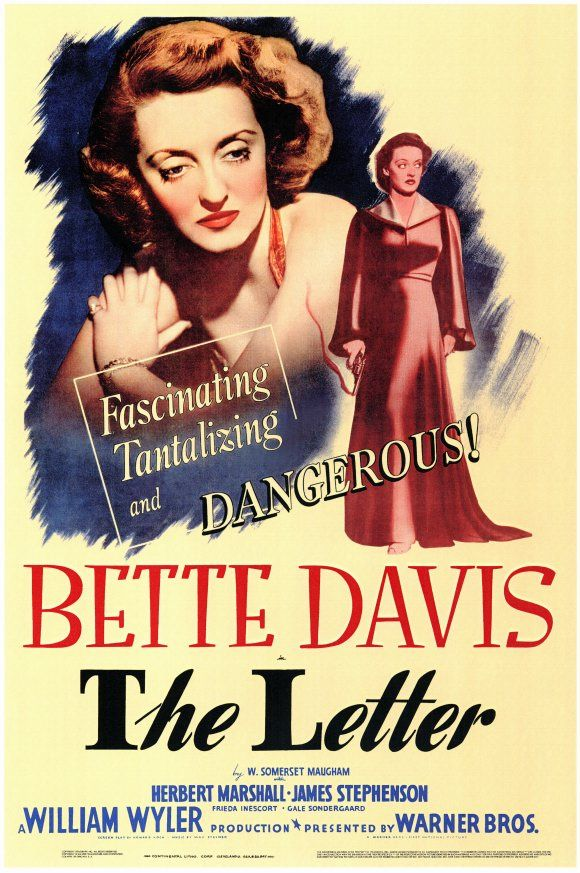 The Letter - 1940