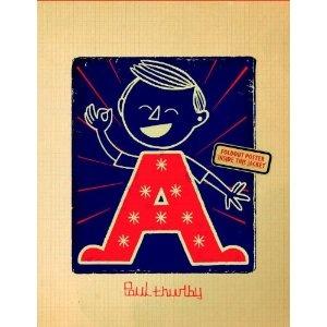 Cool ABC book for little kiddos: Vintage Abc, Book For Kids, Alphabet Poster, Thurlbi Alphabet, Abc Book, Doce Paul, Paul Thurlbi, Alphabet Book, Children Book