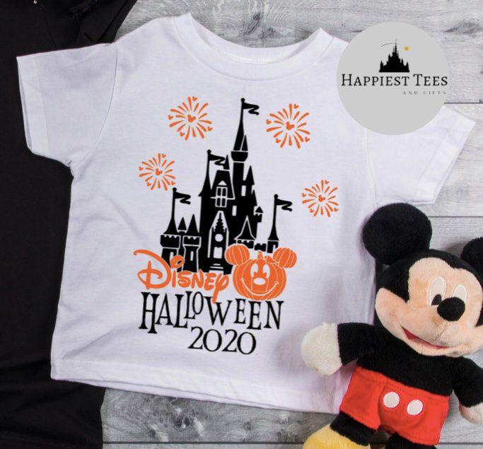 Etsy Disney Halloween Shirts 2020 Disney 2020 Halloween Shirts Mickey Halloween Shirt Not So   Etsy