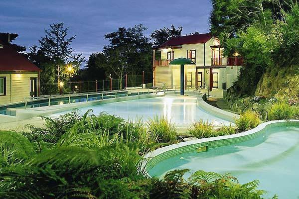 Te Aroha hot springs