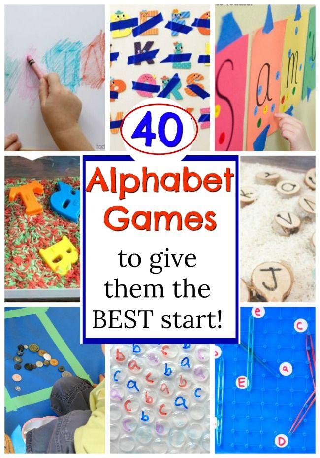 100 Alphabet Activities That Kids Love Alphabet Activities Kindergarten Alphabet Activities Alphabet Activities Preschool