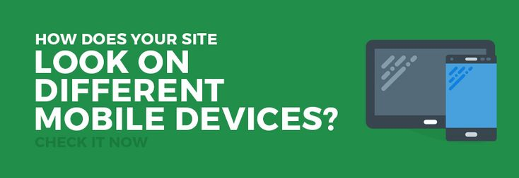 Is you website mobile friendly? Check it with responsive design test. #website #site #friendly #responsive