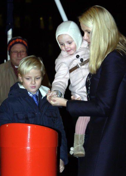princesse Ingrid Alexandra,  Magnus,Marius Borg Høiby
