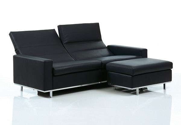 contemporary recliner sofa tomo by roland meyer br hl bruehl. Black Bedroom Furniture Sets. Home Design Ideas