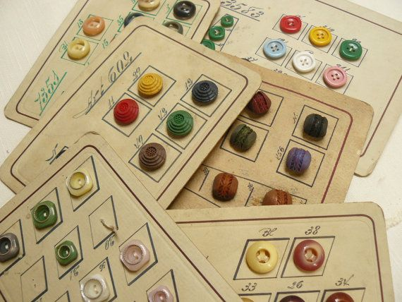 120 best Buttons Sales Sample Cards images on Pinterest Buttons - sample cards