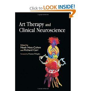 Art Therapy and Neuroscience. This book helped me write my thesis.: Art Therapy, Art Psychotherapy, Neuroscience Flashback, Clinic Neuroscience, Books Lists, Expressions Art, Enhancer Art, Creative Art, I'M