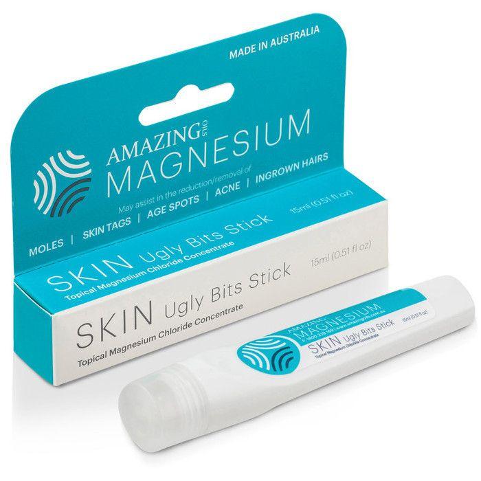 Amazing Oils Magnesium Chloride Ugly Bits Stick